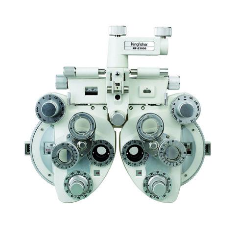 Phoropter-Z3000 White-s